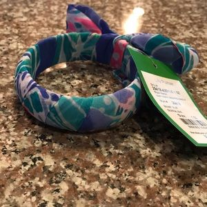 NWT Lilly Pulitzer wrap bangle